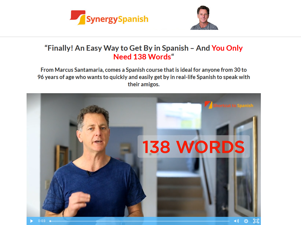 Learn Spanish Fast!